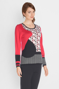 Pull DIANE LAURY 50DL2PU351 Rouge