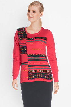 Pull DIANE LAURY 50DL2PU420 Rouge