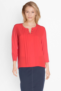 Tee-shirt manches longues DIANE LAURY 50DL2TS515 Rouge