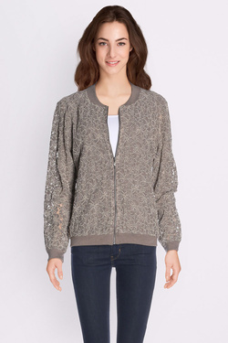 Blouson DIANE LAURY 50DL2VE245 Gris