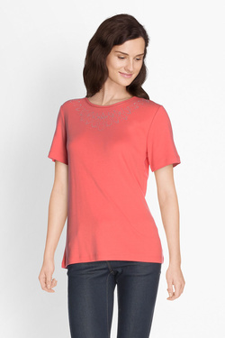 Tee-shirt DIANE LAURY 51DL2TS810 Orange