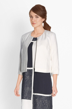 Veste DIANE LAURY 51DL2VE152 Ecru