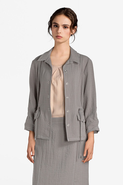 Veste DIANE LAURY 51DL2VE600 Taupe