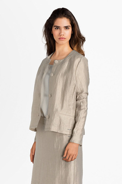 Veste DIANE LAURY 51DL2VE430 Beige