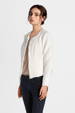 Veste DIANE LAURY 51DL2VE170 Ecru