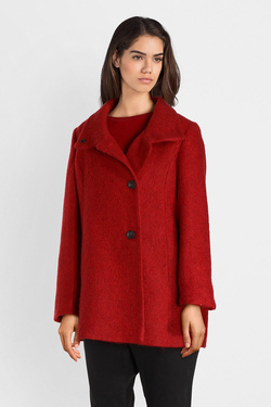 Manteau DIANE LAURY 52DL2MA909 Rouge