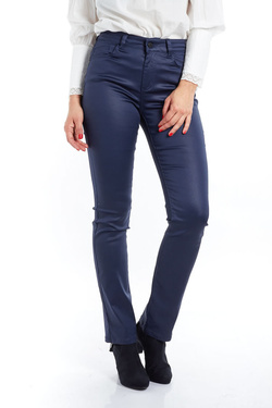 Pantalon DIANE LAURY 52DL2PS803 Bleu marine