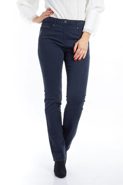 Pantalon DIANE LAURY 52DL2PS801 Bleu marine