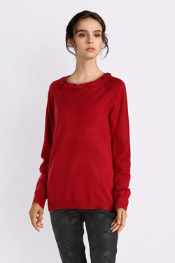 Pull DIANE LAURY 52DL2PU605 Rouge