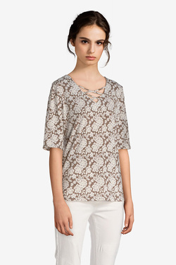 Blouse DIANE LAURY 51DL2TS420 Taupe