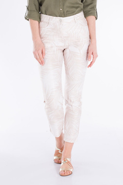 Pantalon DIANE LAURY 53DL2PS418 Beige