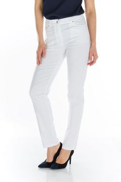 Pantalon DIANE LAURY 53DL2PS902 Blanc