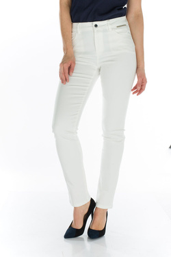 Pantalon DIANE LAURY 53DL2PS812 Blanc cassé