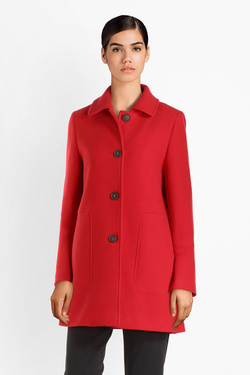 Manteau DIANE LAURY 54DL2MA908 Rouge