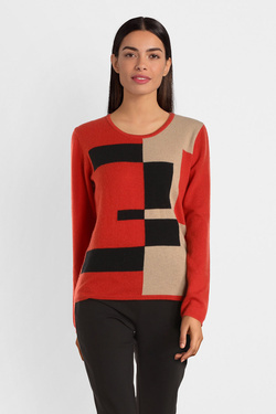 Pull DIANE LAURY 54DL2PU300 Rouge