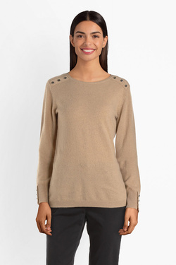 Pull DIANE LAURY 54DL2PU802 Marron