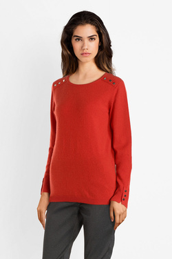 Pull DIANE LAURY 54DL2PU802 Rouge