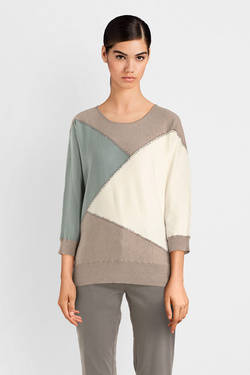 Pull DIANE LAURY 54DL2PU101 Taupe