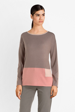 Pull DIANE LAURY 54DL2PU601 Taupe