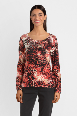 Pull DIANE LAURY 54DL2PU301 Rouge