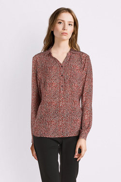 Chemise manches longues DIANE LAURY 54DL2CH302 Rouge