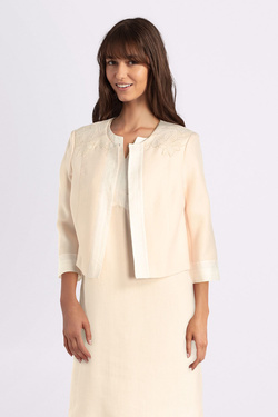 Veste DIANE LAURY 55DL2VE203 Rose pale