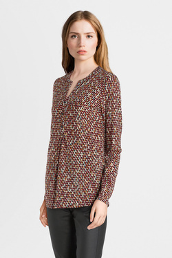 Blouse DIANE LAURY 54DL2TS506 Rouge bordeaux
