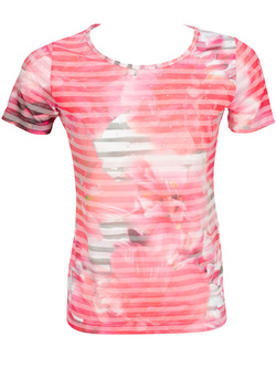 Tee-shirt DIANE LAURY DL RIRI T Rose