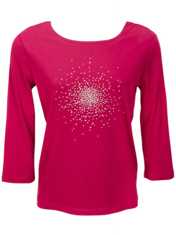 DIANE LAURY - Tee-shirt manches longues46DL2TS900Rose