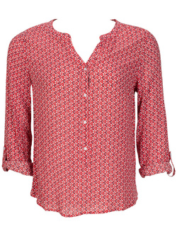 Blouse DIANE LAURY 47DL2CH2OO Rouge