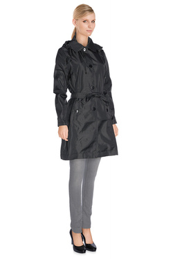 Trench DIANE LAURY 47DL2PB101 Noir