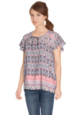 DIANE LAURY - Tee-shirt47DL2CH520Rose