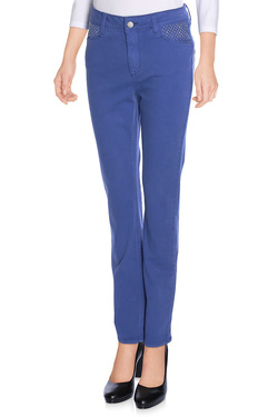 DIANE LAURY - Pantalon48DL2PS113Bleu