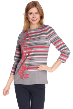 DIANE LAURY - Tee-shirt manches longues48DL2TS104Gris
