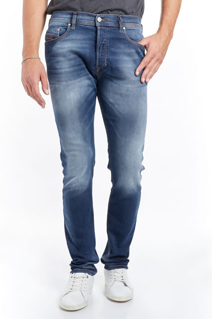 Jean tepphar slim tapered DIESEL