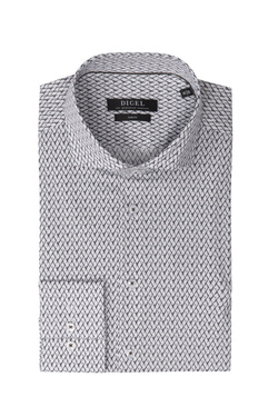 Chemise manches longues DIGEL 1187010/42 Blanc