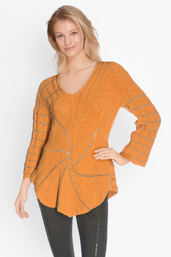 Pull ELISA CAVALETTI ELW174019900 Orange
