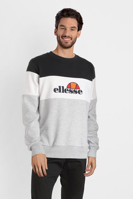 Sweat-shirt logo brodé ELLESSE