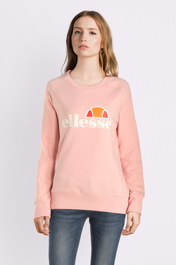 Sweat-shirt ELLESSE EH F SWS COL ROND Rose pale