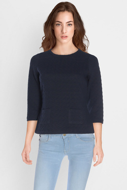 ESPRIT - Sweat-shirt017EE1I012Bleu marine