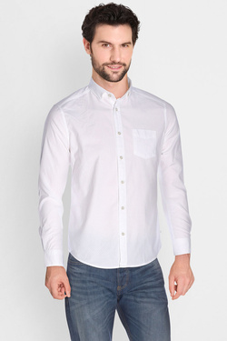 ESPRIT - Chemise manches longues126EE2F005Blanc