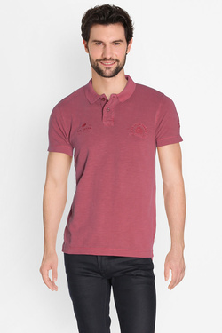 Polo ESPRIT 037EE2K013 Rouge