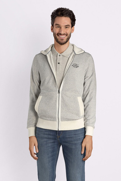 Sweat-shirt ESPRIT 028EE2J011 Gris bleu