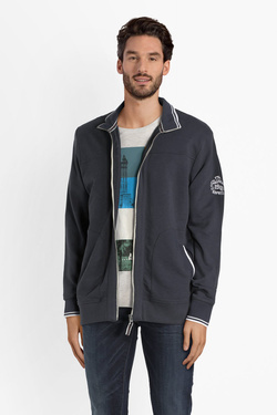 Sweat-shirt ESPRIT 078EE2J003 Bleu marine