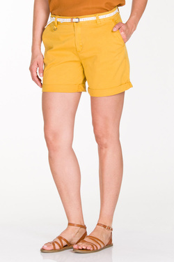 Short ESPRIT 039EE1C002 Jaune moutarde