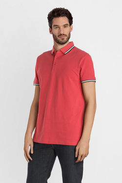 Polo ESPRIT 079EE2K015 Rouge