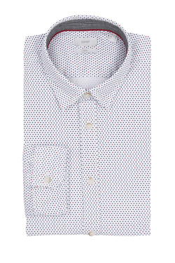 Chemise manches longues ESPRIT 089EE2F008 Blanc