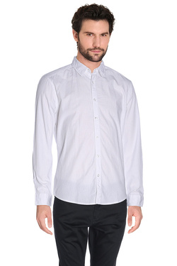 ESPRIT - Chemise manches longues036EE2F017Blanc