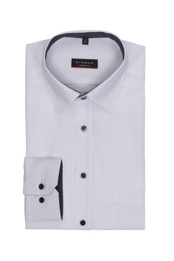 Chemise manches longues ETERNA X14X 8501 Blanc