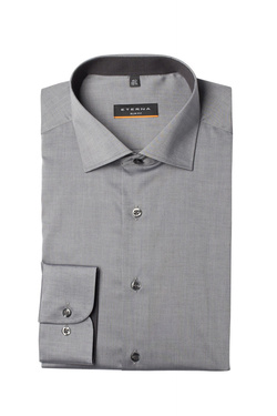 Chemise manches longues ETERNA F140 8888 Gris